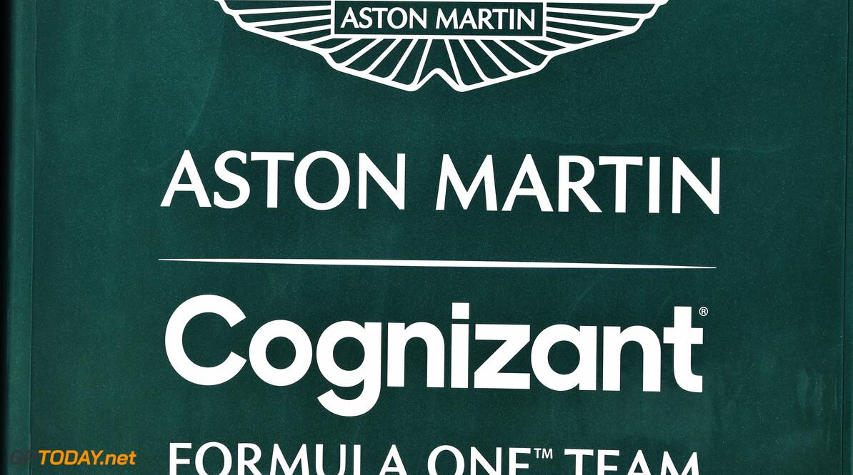 Twee teamleden van Aston Martin in isolatie na positieve coronatest