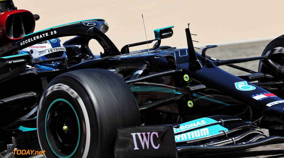 """Sandbagging geruchten Mercedes: """"Reden met 50pk minder in Bahrein"""""""