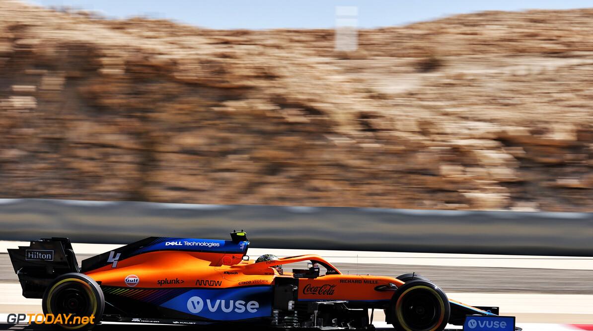 McLaren trekt geen voorbarige conclusies over voordelen hoge rake