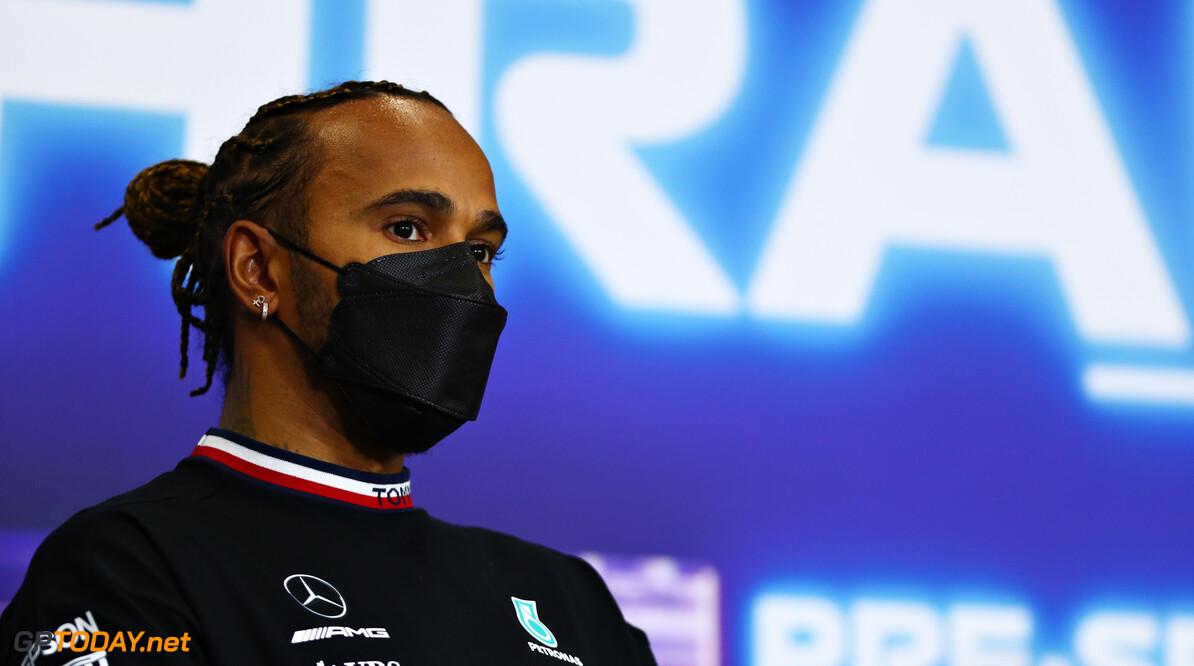 """Hamilton over Red Bull Racing: """"Een ander beest in 2021"""""""