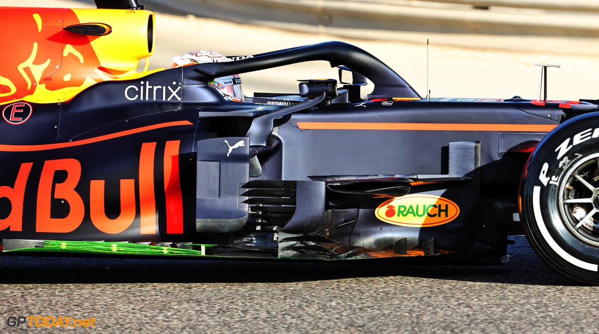 <b>Testdag 3 Bahrein</b>: Verstappen en Tsunoda zeer snel met Honda-motoren