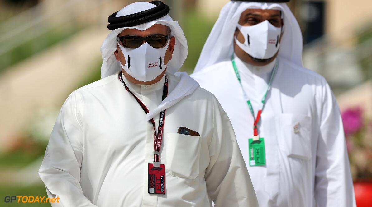 Bahrein toont interesse voor wintertest en openingsrace voor 2022