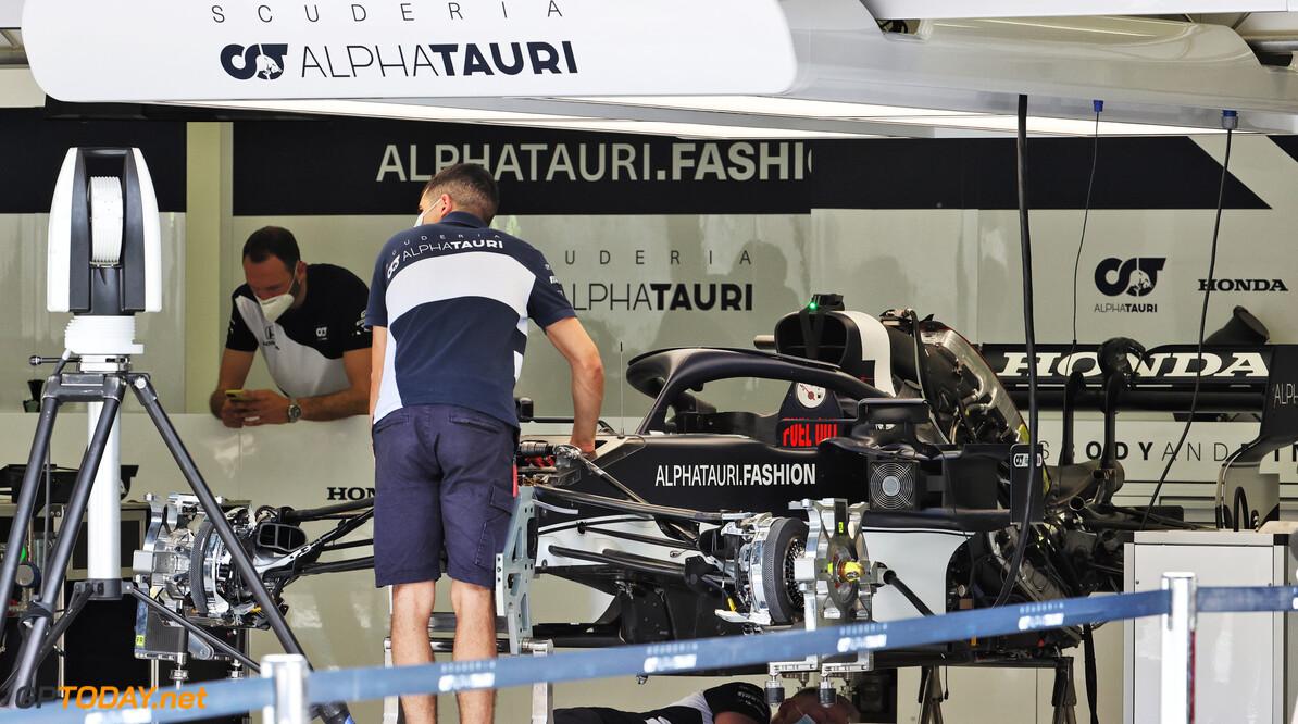 AlphaTauri introduceert komende drie races updates voor de AT02