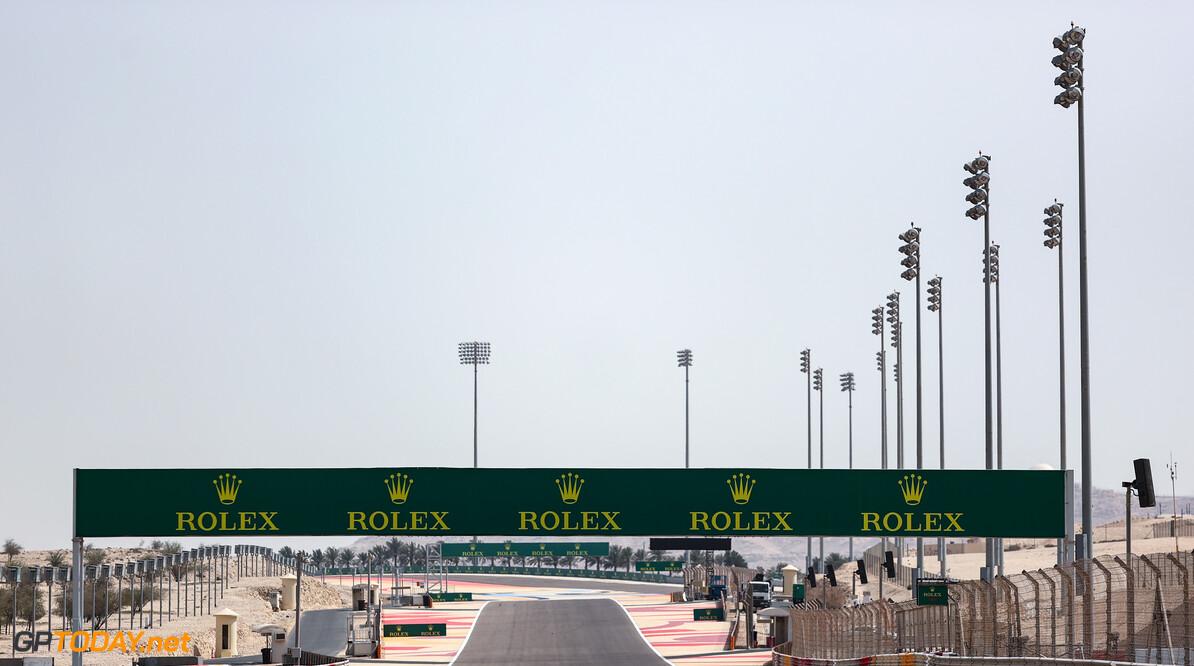 Formula One World Championship Track Atmosphere  25.03.2021. Formula 1 World Championship, Rd 1, Bahrain Grand Prix, Sakhir, Bahrain, Preparation Day. - www.xpbimages.com, EMail: requests@xpbimages.com (C) Copyright: Charniaux / XPB Images Motor Racing - Formula One World Championship - Bahrain Grand Prix - Preparation Day - Sakhir, Bahrain xpbimages.com Sakhir Bahrain  Formel1 Formel F1 Formula 1 Formula1 GP Grand Prix one Thursday Bahrain International Circuit BIC Manama Bahrain Sakhir Portrait March 25 03 3 2021