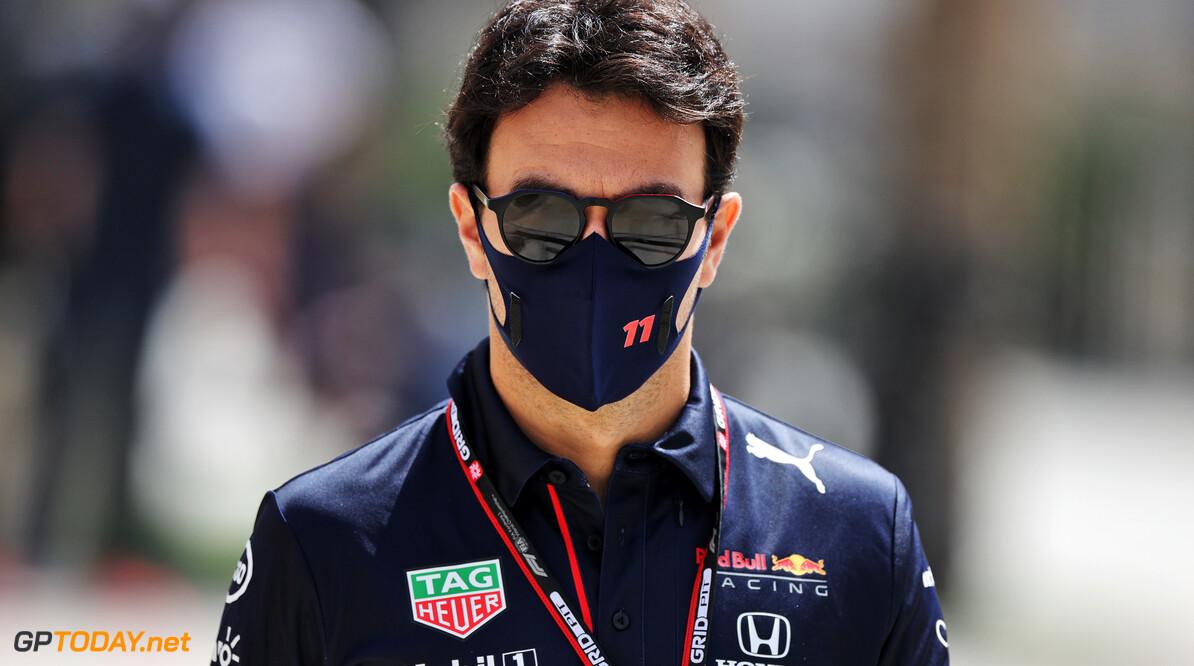 Remprobleem speelde Sergio Perez parten in kwalificatie in Bahrein