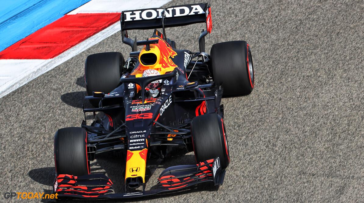 <b>Samenvatting VT2 GP Bahrein:</b> Verstappen opnieuw snelste, Norris nipt tweede en Hamilton derde