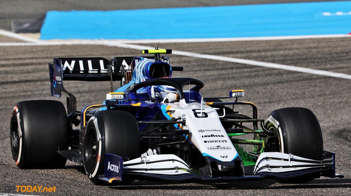 Ook Williams laat de bolide voor 2021 grotendeels voor wat het is