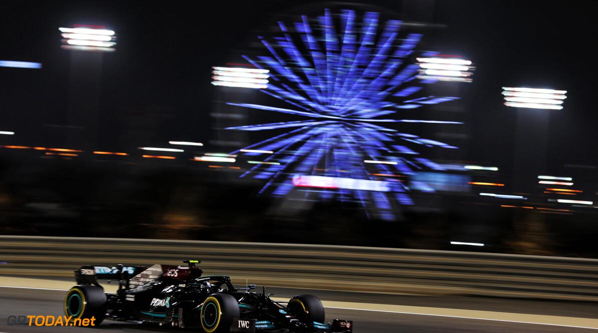 Bottas verwacht sterk Red Bull en McLaren: ''Ik denk niet dat we snelste zijn''