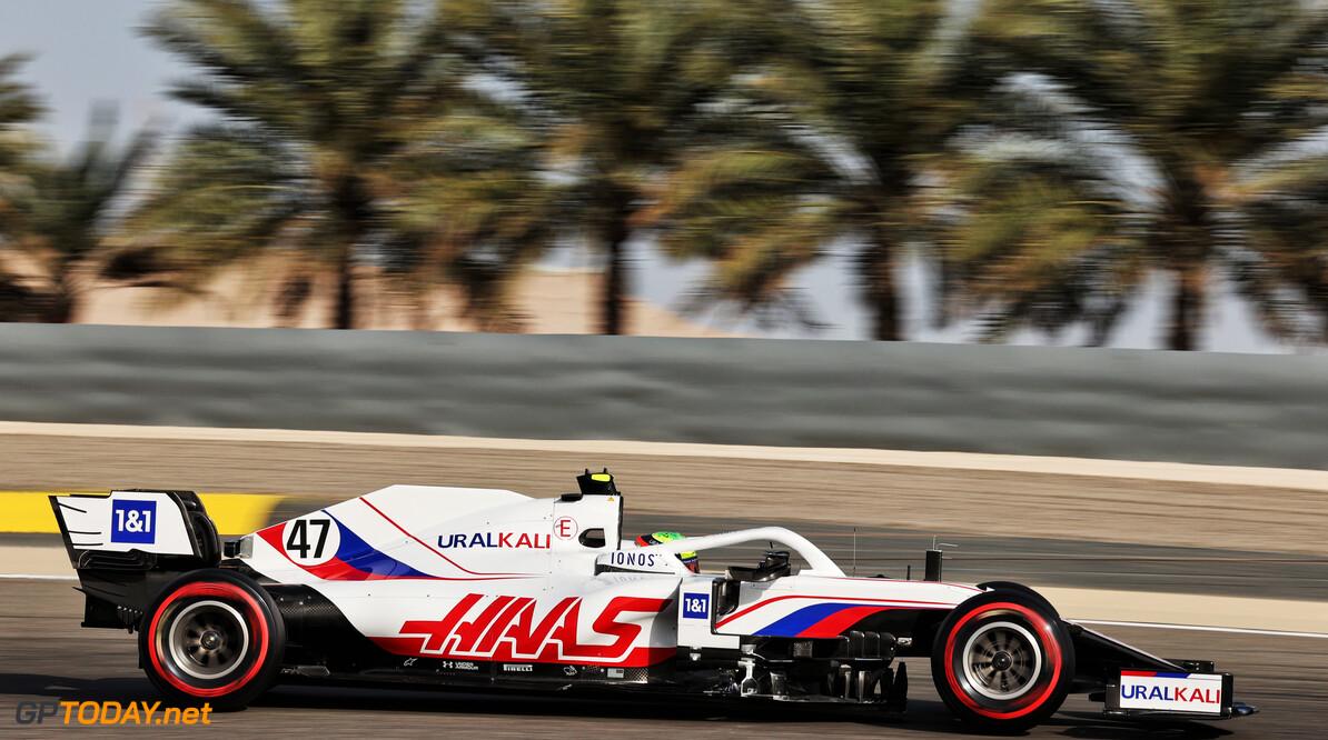 <b>Video:</b> Onboard tijdens spin Mick Schumacher GP Bahrein 2021