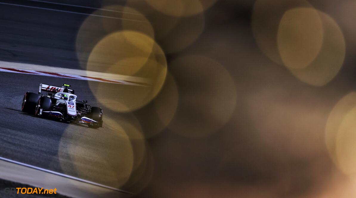 Haas F1 kan zich op goede dagen in 2021 alleen met Williams meten