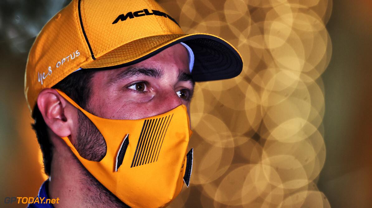 """Daniel Ricciardo meteen sneller dan Norris: """"Goed begin van McLaren-avontuur"""""""