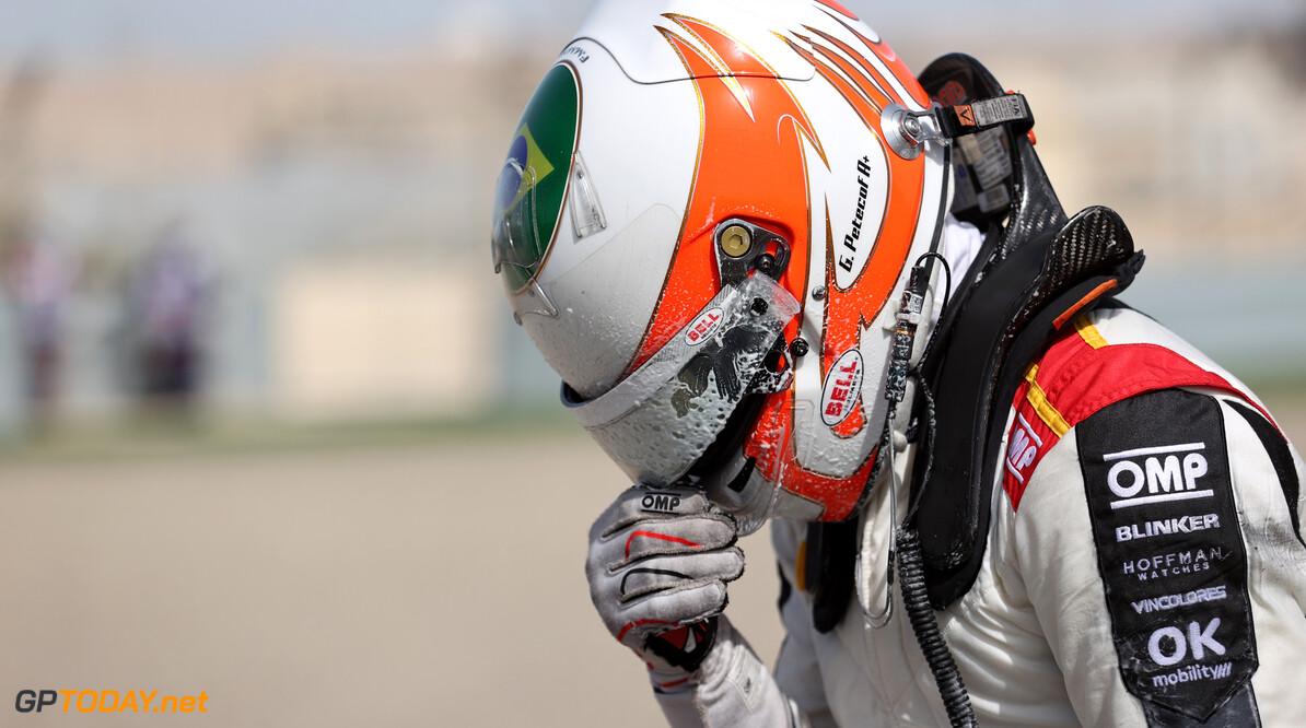 FIA Formula 2 Championship Gianluca Petecof (BRA), Campos Racing  28.03.2021. FIA Formula 2 Championship, Rd 1, Feature Race, Sakhir, Bahrain, Sunday. - www.xpbimages.com, EMail: requests@xpbimages.com Copyright: XPB Images Motor Racing - FIA Formula 2 Championship - Sunday - Sakhir, Bahrain xpbimages.com Sahkir Bahrain  F2 Bahrain International Circuit Bahrain Manama Sakhir Sunday Formula 2 Formula Two March 28 03 3 2021 Action Track