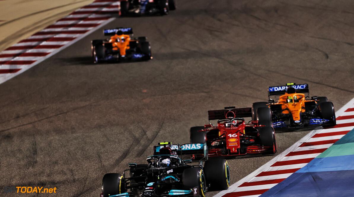 """Bottas niet blij defensieve strategie Mercedes: """"Zeer teleurstellend"""""""