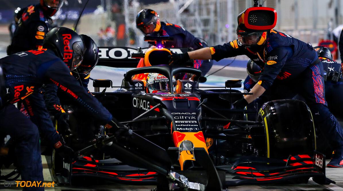 Red Bull Racing presteert weer ijzersterk met pitstops in Bahrein
