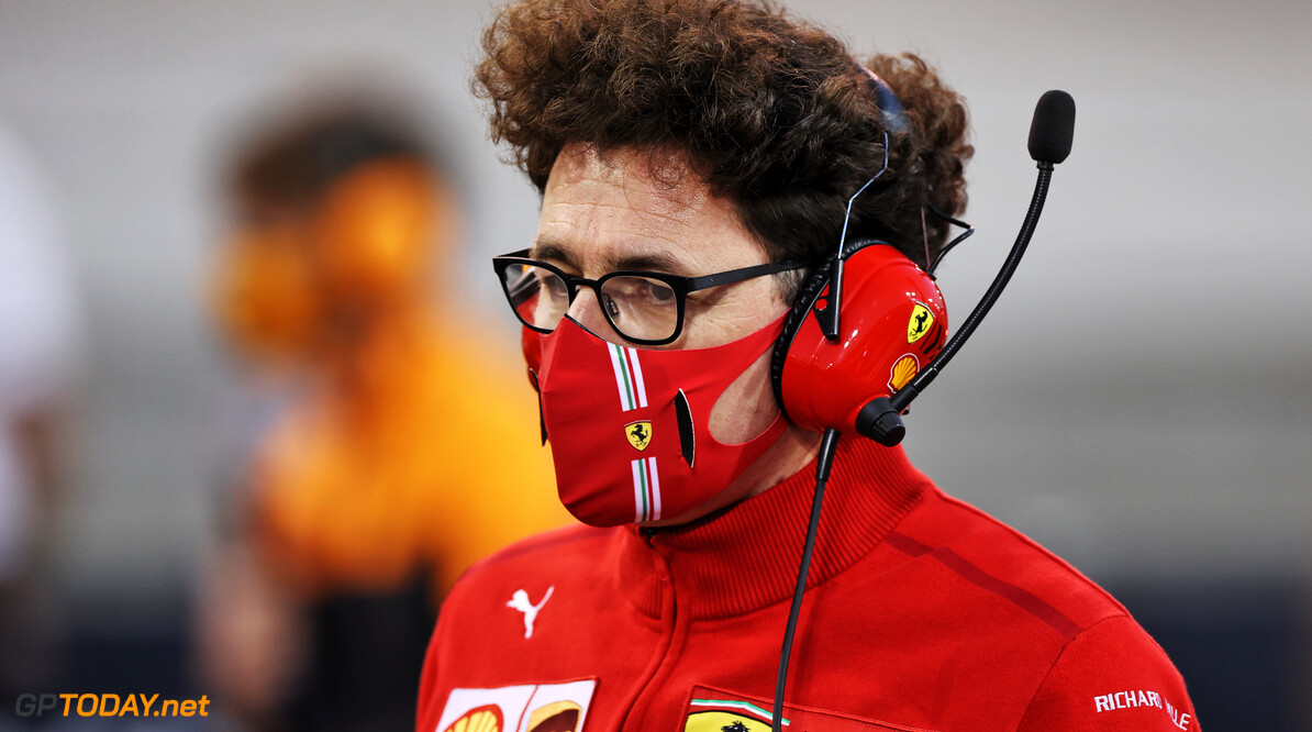 Ferrari-teambaas deelt sneer uit aan vertrokken Sebastian Vettel