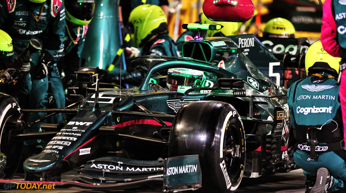 <b>Video:</b> Aston Martin F1 geeft tekst en uitleg over racestrategie