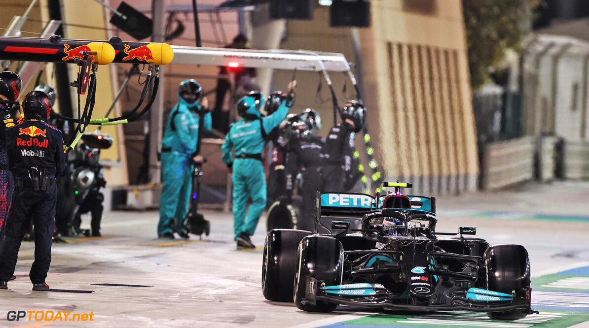 <b>Snelste raceronden Bahrein:</b> Valtteri Bottas pakt extra punt