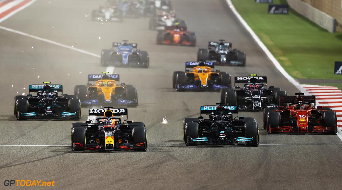 Beperkte ontwikkelingswedloop in het voordeel van Red Bull Racing