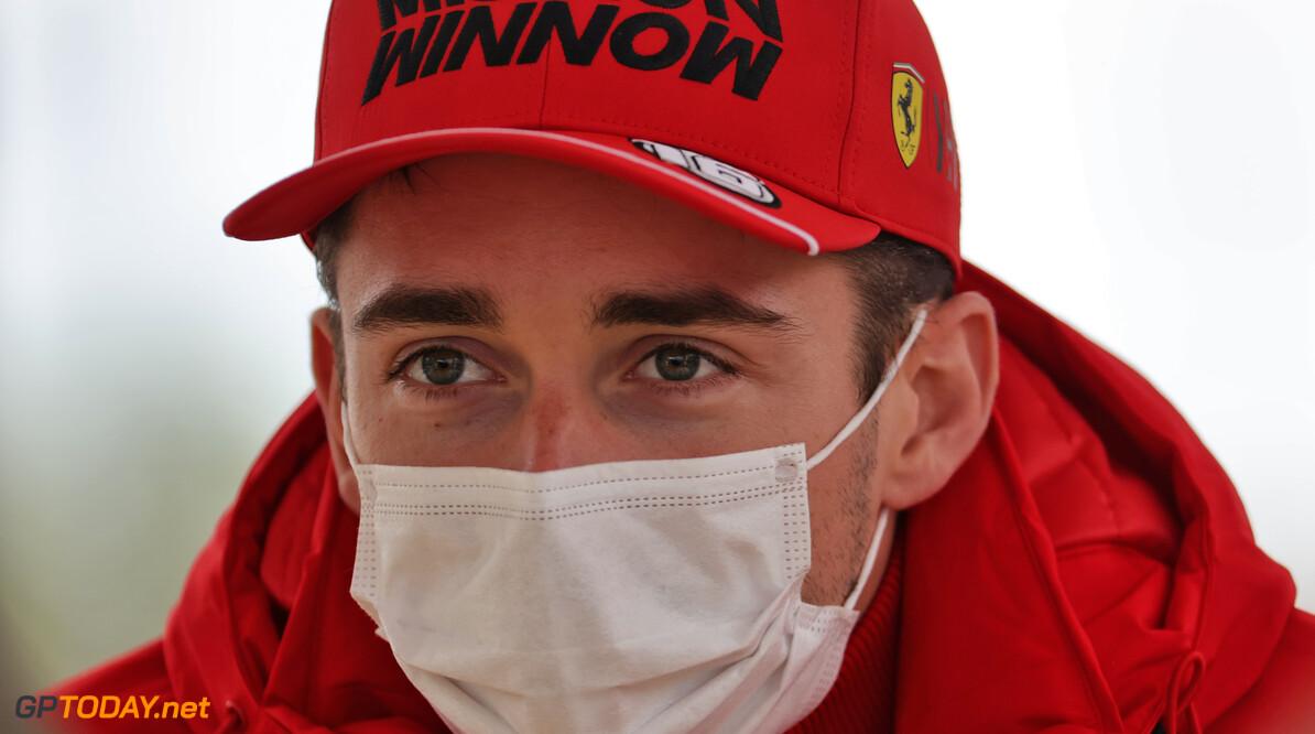 Charles Leclerc voor geen goud te verleiden tot een vertrek bij Ferrari