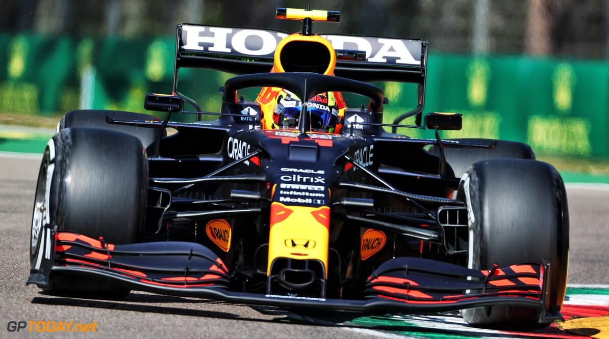 <b>Video: </b>F1 geeft beelden vrij  van VT1-crash Pérez en Ocon