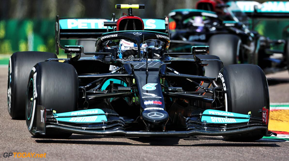 Voorvleugel Mercedes onder vuur vanwege enorme buigzaamheid dat Red Bull protest wil indienen