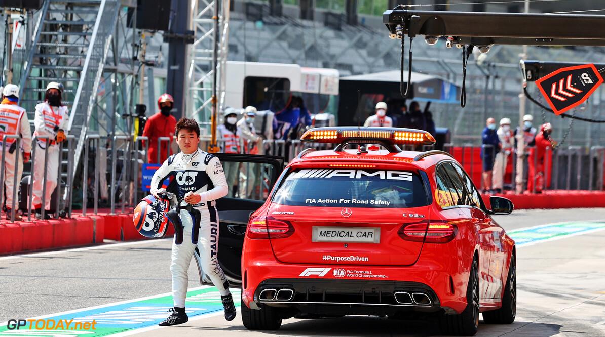 F1 Medical Car-team ontbreekt door corona