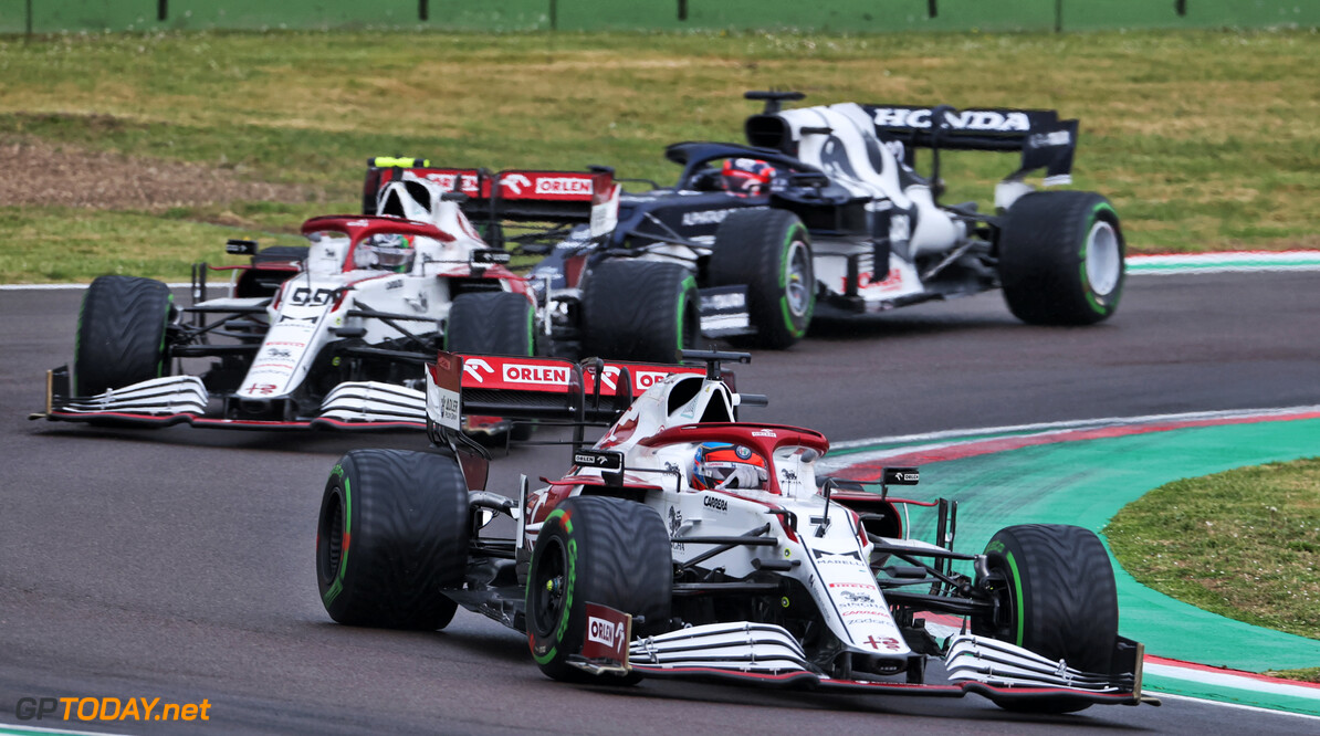 Alfa Romeo blijft puntloos, beroep afgewezen tegen straf Raikkonen in Imola