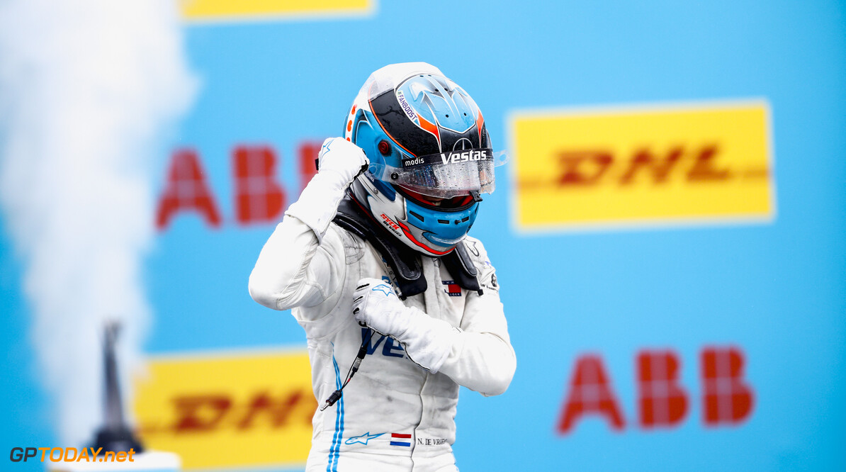 <b>Video:</b> Samenvatting van de Formule E-races op het circuit van Valencia