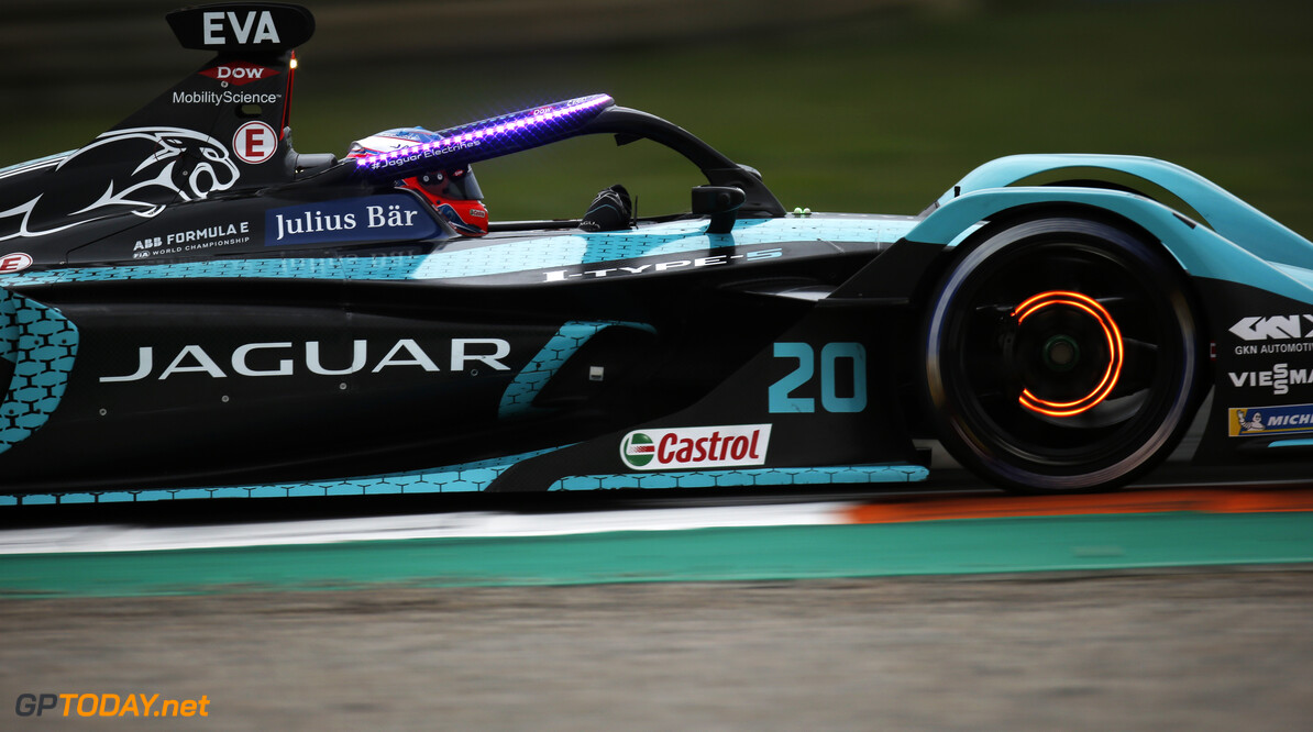 Mitch Evans (NZL), Jaguar Racing, Jaguar I-TYPE 5  Andrew Ferraro Valencia Spain  Action TS-Live Saturday Jaguar