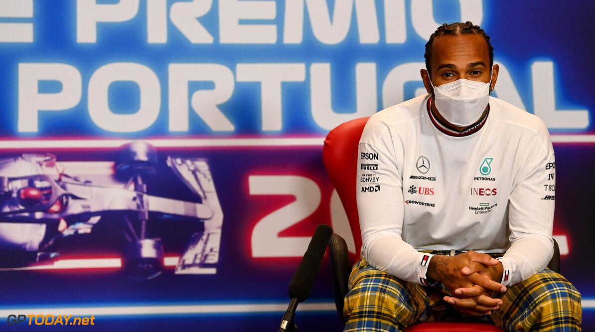 """Lewis Hamilton: """"Ik ben van plan om volgend jaar nog in F1 te racen"""""""