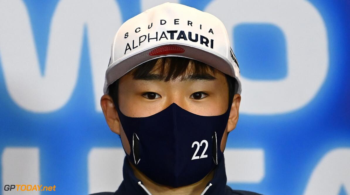 """Tsunoda krabbelt terug na twijfelen aan eerlijke behandeling AlphaTauri: """"Mijn excuses"""""""