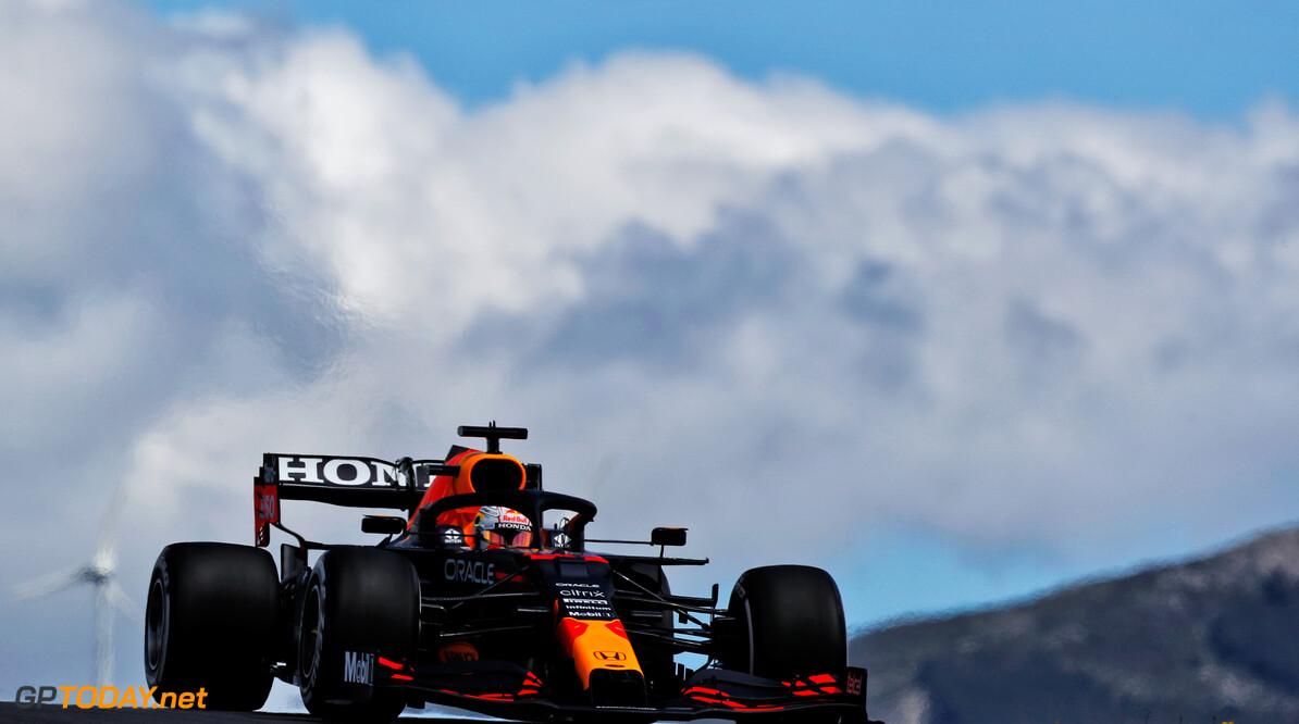 """Max Verstappen na vrijdagtrainingen GP van Portugal: """"Het was lastig"""""""
