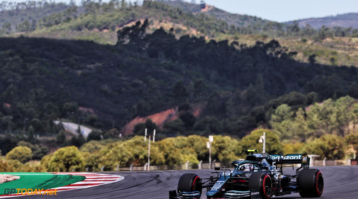 Sebastian Vettel krijgt dit weekend ook de updates die Lance Stroll al had