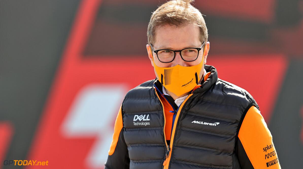 """Andreas Seidl: """"Comeback van Dutch Grand Prix een sensationele show"""""""