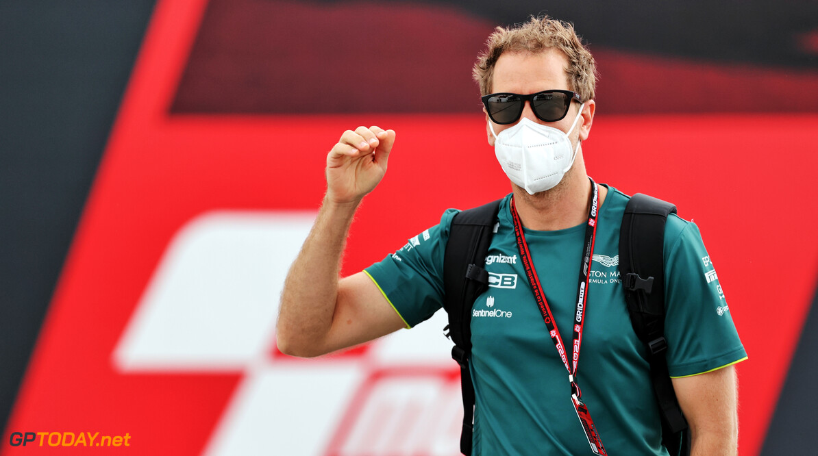 Sebastian Vettel goed gemutst na sterke kwalificatie: tiende startplek in Portimão