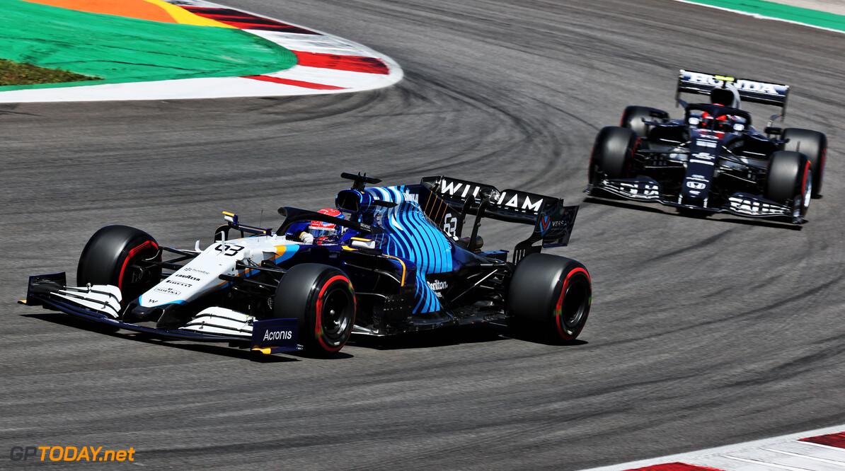 George Russell denkt de Williams naar fraaie punten te kunnen rijden in Portimão