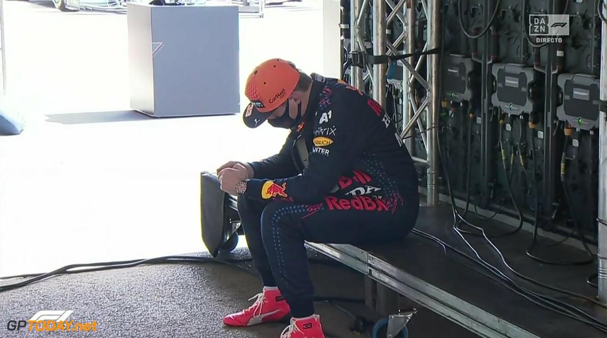 """Max Verstappen baalt na mislopen pole: """"Het is wat het is, we hadden gewoon geen grip"""""""