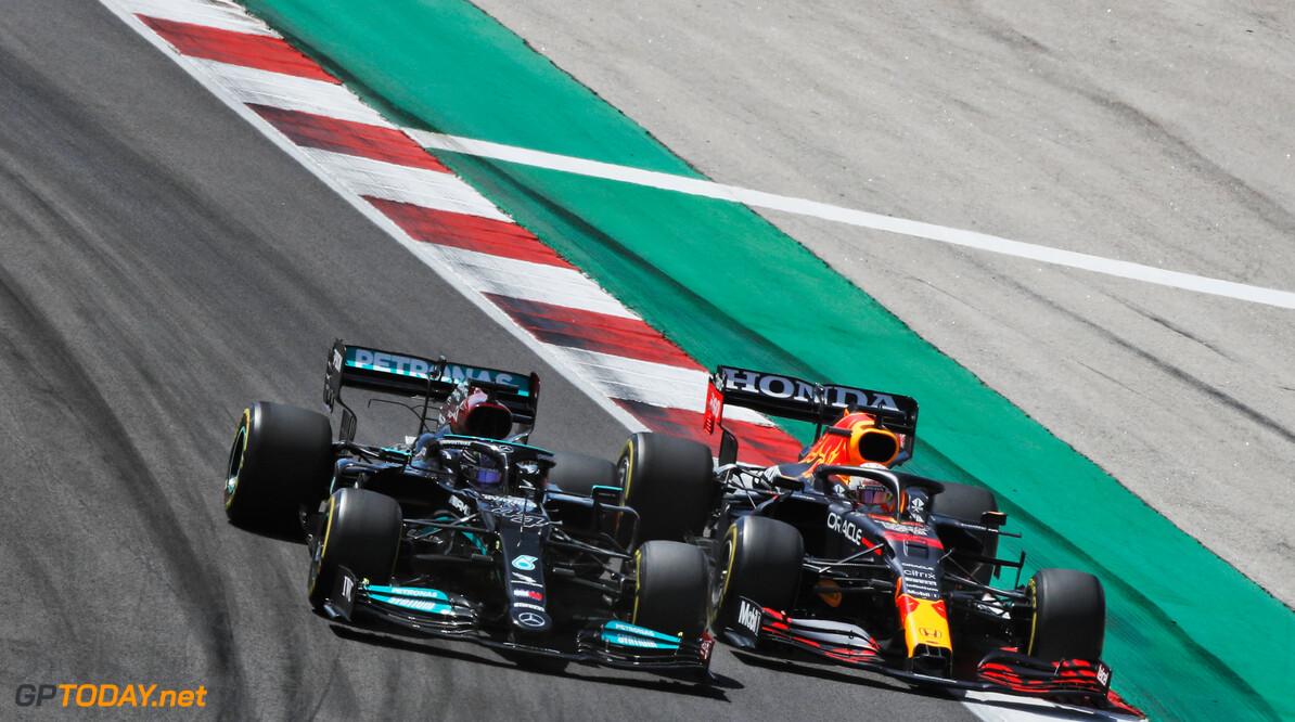 Buxton kritisch op uitspraken Red Bull over track limits: ''Het staat zwart op wit''