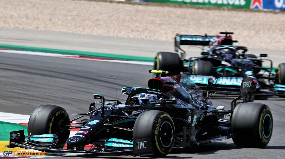 Waarom koos Mercedes in Portugal voor mediums in Q3?