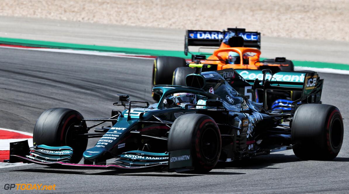 Vettel kan goede uitganspositie niet omzetten naar puntenfinish: ''We hadden het tempo niet''