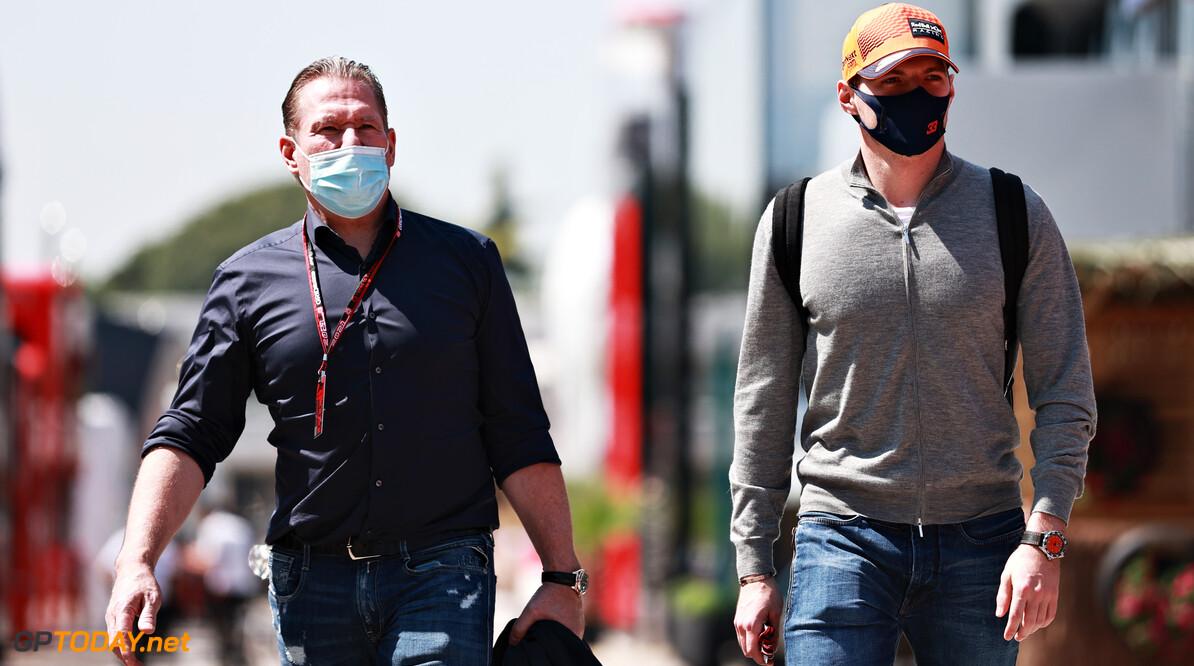 Jos Verstappen niet kapot van sprintrace in Formule 1