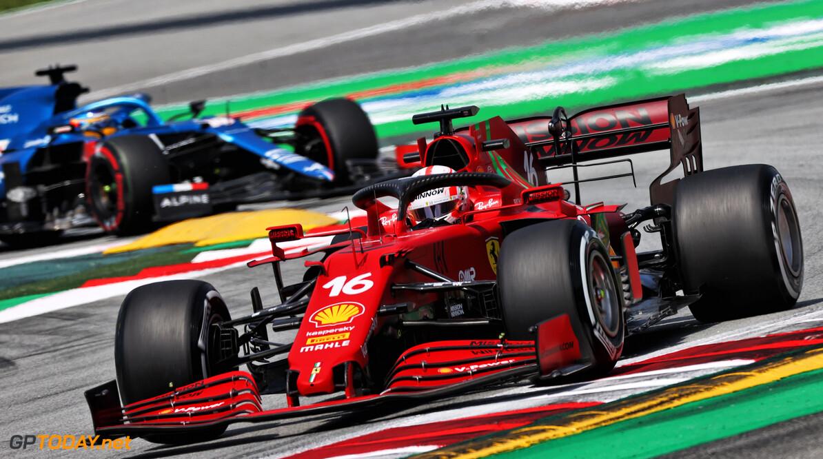 Charles Leclerc scoort hoogste cijfer in 'Power Rankings' van Spanje