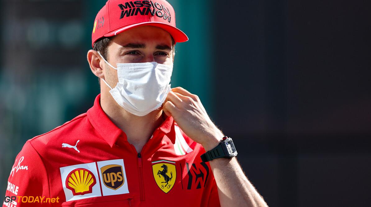 """Lokale held Charles Leclerc in zijn nopjes na P1 en P2 voor Ferrari: """"Bijna te goed om waar te zijn"""""""