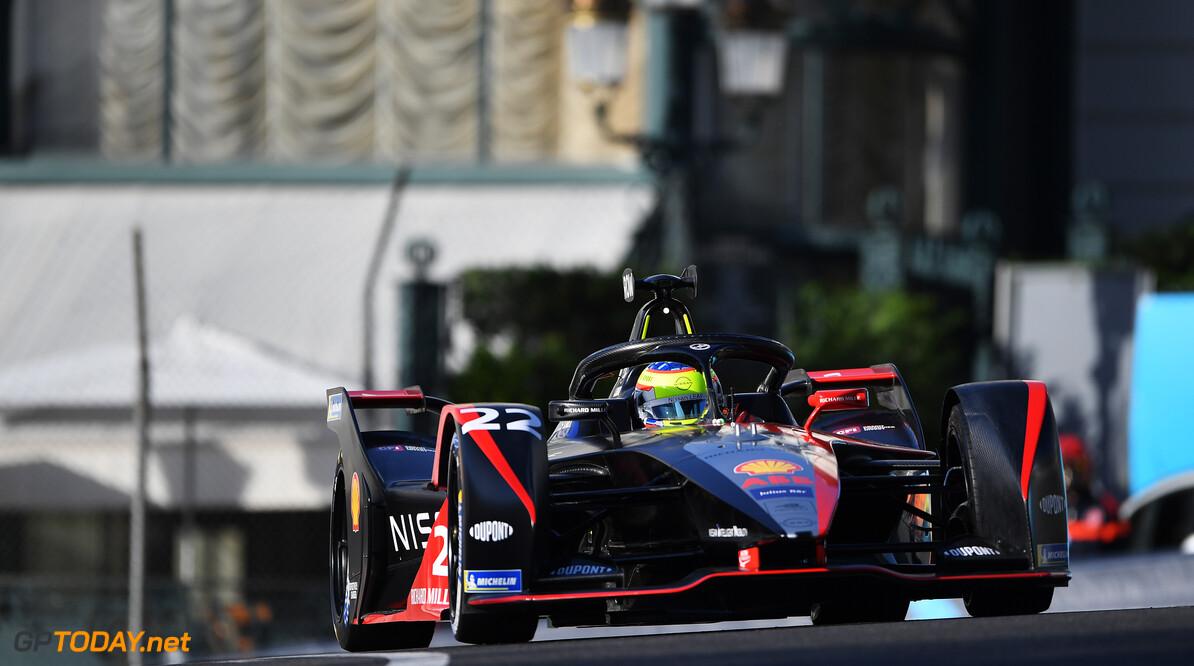 Oliver Rowland (GBR), Nissan e.Dams, Nissan IMO2  Simon Galloway Monte Carlo Monaco  action TS-Live Saturday Nissan
