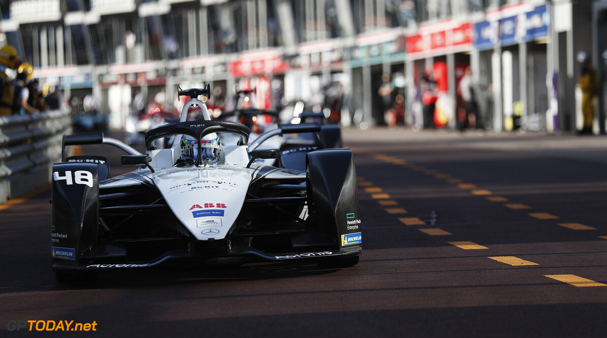 Edoardo Mortara (CHE), Venturi Racing, Silver Arrow 02  Sam Bloxham Monte Carlo Monaco  action TS-Live Saturday Venturi