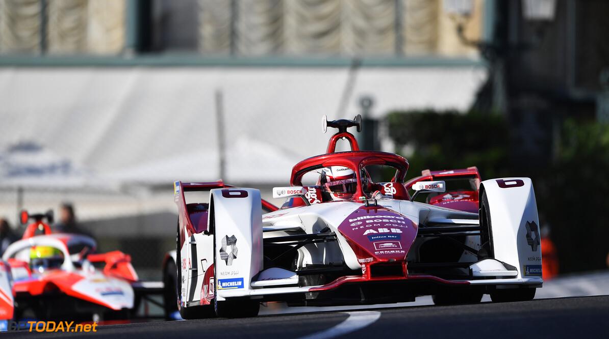Nico Muller (CHE), Dragon Penske Autosport, Penske EV-5  Simon Galloway Monte Carlo Monaco  action TS-Live Saturday Dragon