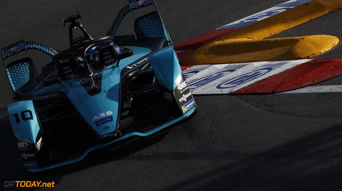 Sam Bird (GBR), Jaguar Racing, Jaguar I-TYPE 5  Andy Hone Monte Carlo Monaco  action TS-Live Saturday Jaguar