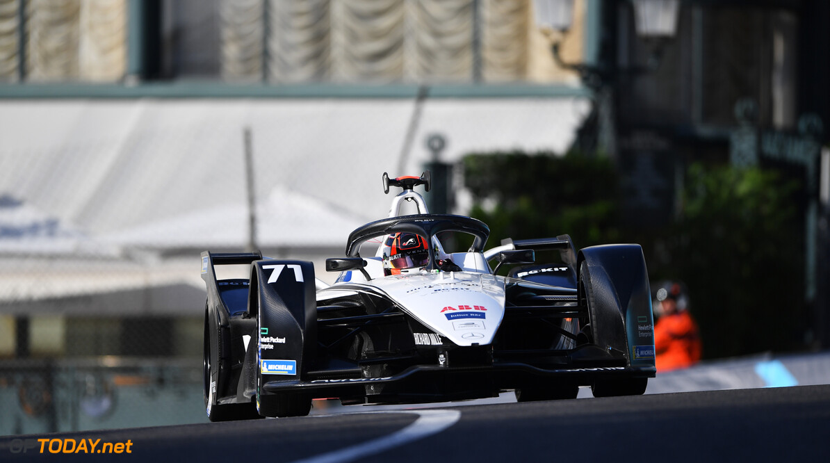 Norman Nato (FRA), Venturi Racing, Silver Arrow 02  Simon Galloway Monte Carlo Monaco  action TS-Live Saturday Venturi