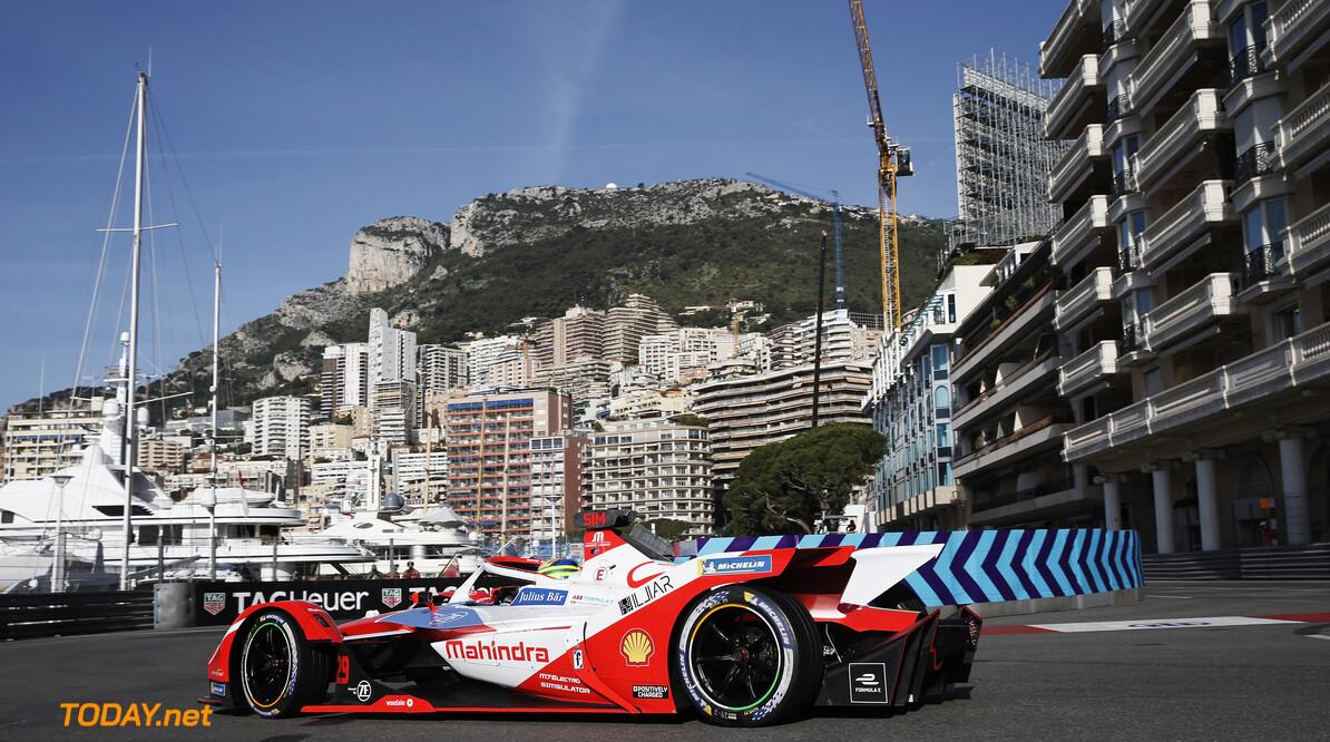 Alexander Sims (GBR), Mahindra Racing, M7Electro  Andrew Ferraro Monte Carlo Monaco  action TS-Live Saturday Mahindra