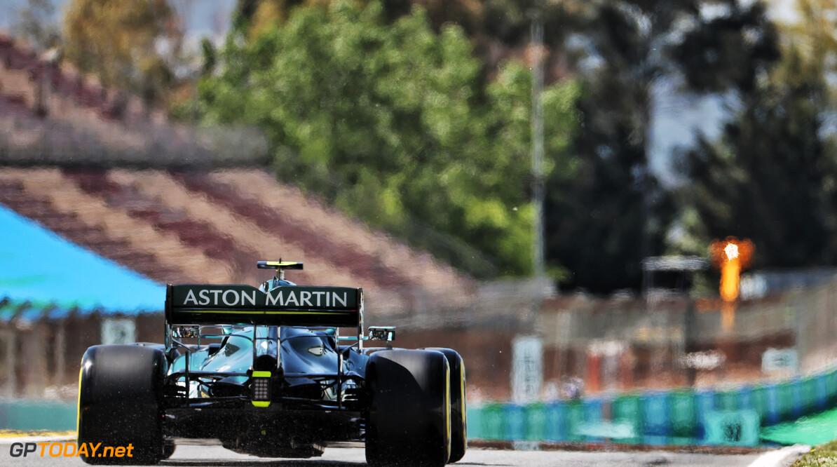 Aston Martin kan derde plaats bij constructeurs op zijn buik schrijven